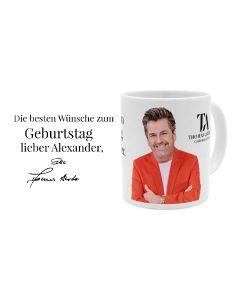 Tasse für den besonderen Anlass, personalisierbar!