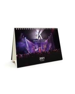 Thomas Anders Tischkalender 2021